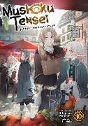 Cover-Bild zu Magonote, Rifujin Na: Mushoku Tensei: Jobless Reincarnation (Light Novel) Vol. 10