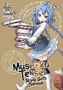 Cover-Bild zu Magonote, Rifujin na: Mushoku Tensei: Roxy Gets Serious Vol. 5