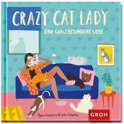 Cover-Bild zu Crazy Cat Lady von Kreitlow, Vanessa (Übers.)