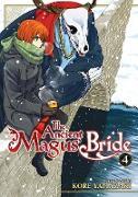 Cover-Bild zu Yamazaki, Kore: The Ancient Magus' Bride Vol. 4