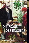 Cover-Bild zu Yamazaki, Kore: Die Braut des Magiers 01