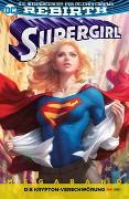 Cover-Bild zu Orlando, Steve: Supergirl Megaband