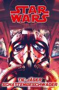 Cover-Bild zu Houser, Jody: Star Wars Comics: Tie-Jäger Schattengeschwader