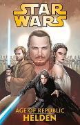 Cover-Bild zu Houser, Jody: Star Wars Comics: Age of Republic - Helden