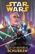 Cover-Bild zu Houser, Jody: Star Wars Comics: Age of Republic - Schurken