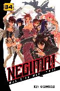 Cover-Bild zu Akamatsu, Ken: Negima! 34