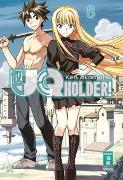 Cover-Bild zu Akamatsu, Ken: UQ Holder! 08