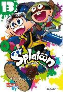 Cover-Bild zu Hinodeya, Sankichi: Splatoon 13
