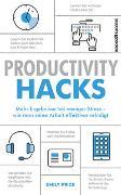 Cover-Bild zu Productivity Hacks von Price, Emily
