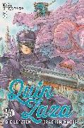 Cover-Bild zu Kuwabara, Taku: Quin Zaza 8