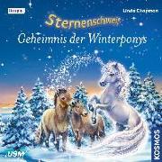 Cover-Bild zu Chapman, Linda: Sternenschweif (Folge 55): Geheimnis der Winterponys