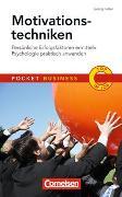 Cover-Bild zu Pocket Business Motivationstechniken von Felser, Georg