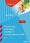 Cover-Bild zu Die perfekte Bewerbungsmappe für Hochschulabsolventen von Hesse
