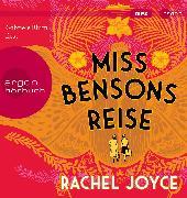 Cover-Bild zu Joyce, Rachel: Miss Bensons Reise