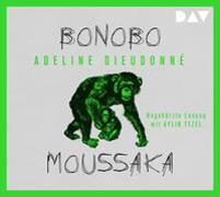 Cover-Bild zu Bonobo Moussaka von Dieudonné, Adeline