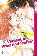 Cover-Bild zu Makino: Verliebt in Prinz und Teufel? 09