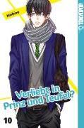 Cover-Bild zu Makino: Verliebt in Prinz und Teufel? 10