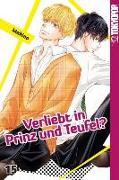 Cover-Bild zu Makino: Verliebt in Prinz und Teufel? 15