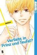 Cover-Bild zu Makino: Verliebt in Prinz und Teufel? 05