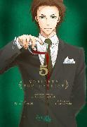 Cover-Bild zu Takeuchi, Ryosuke: Moriarty the Patriot 5
