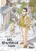 Cover-Bild zu Taniguchi, Jiro: Der spazierende Mann (erweiterte Ausgabe)