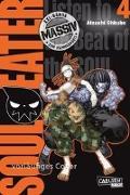 Cover-Bild zu Ohkubo, Atsushi: Soul Eater Massiv 4