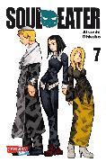 Cover-Bild zu Ohkubo, Atsushi: Soul Eater, Band 7