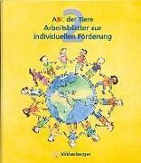Cover-Bild zu Fink, Irene: ABC der Tiere 2. Arbeitsblätter