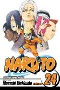 Cover-Bild zu Kishimoto, Masashi: Naruto, Vol. 24