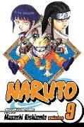 Cover-Bild zu Kishimoto, Masashi: Naruto, Vol. 9