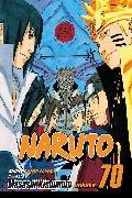 Cover-Bild zu Kishimoto, Masashi: Naruto, Vol. 70