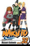 Cover-Bild zu Kishimoto, Masashi: Naruto, Vol. 32