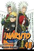 Cover-Bild zu Kishimoto, Masashi: Naruto, Vol. 48