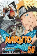 Cover-Bild zu Kishimoto, Masashi: Naruto, Vol. 56
