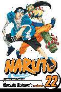 Cover-Bild zu Kishimoto, Masashi: Naruto, Vol. 22