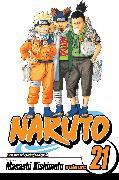 Cover-Bild zu Kishimoto, Masashi: Naruto, Vol. 21