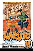 Cover-Bild zu Kishimoto, Masashi: Naruto, Vol. 16