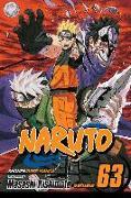 Cover-Bild zu Kishimoto, Masashi: Naruto, Vol. 63