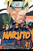 Cover-Bild zu Kishimoto, Masashi: Naruto, Vol. 41