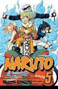 Cover-Bild zu Kishimoto, Masashi: Naruto, Vol. 5
