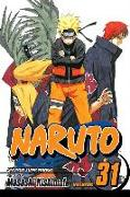 Cover-Bild zu Kishimoto, Masashi: Naruto, Vol. 31