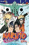 Cover-Bild zu Kishimoto, Masashi: Naruto, Band 67