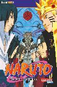 Cover-Bild zu Kishimoto, Masashi: Naruto, Band 70