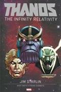 Cover-Bild zu Starlin, Jim: Thanos
