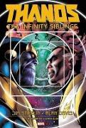 Cover-Bild zu Starlin, Jim: Thanos: The Infinity Siblings