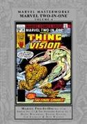 Cover-Bild zu Wolfman, Marv: Marvel Masterworks: Marvel Two-in-one Vol. 4