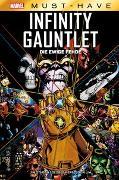 Cover-Bild zu Starlin, Jim: Marvel Must-Have: Infinity Gauntlet
