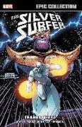 Cover-Bild zu Grant, Alan (Ausw.): Silver Surfer Epic Collection: Thanos Quest
