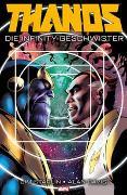 Cover-Bild zu Starlin, Jim: Thanos: Die Infinity Geschwister