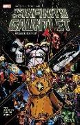 Cover-Bild zu Starlin, Jim: Infinity Gauntlet: Deluxe Edition